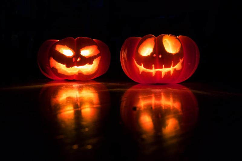 В навечерието на Хелоуин 5