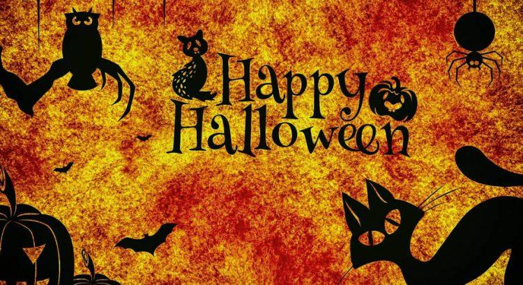 В навечерието на Хелоуин