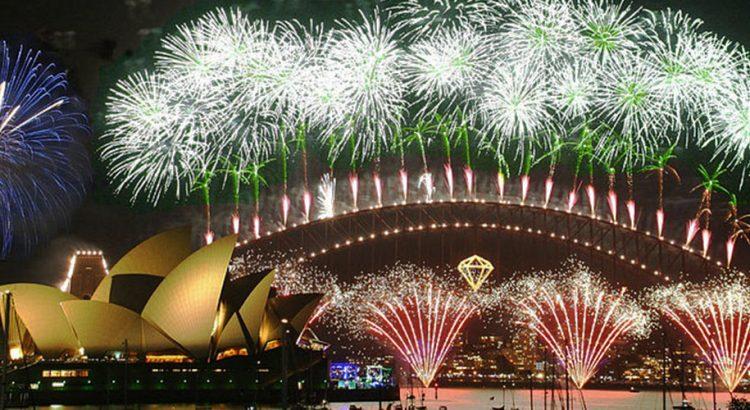 Къде първо настъпва Нова Година?