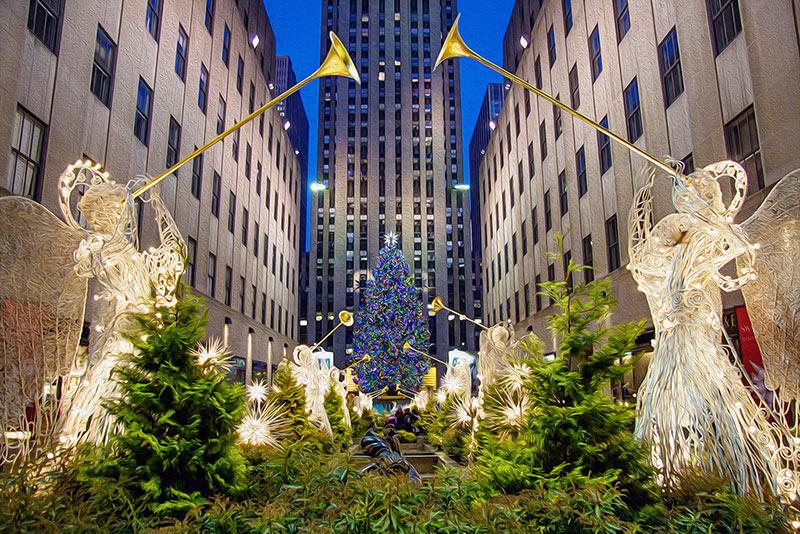 Кои държави празнуват Коледа? 5