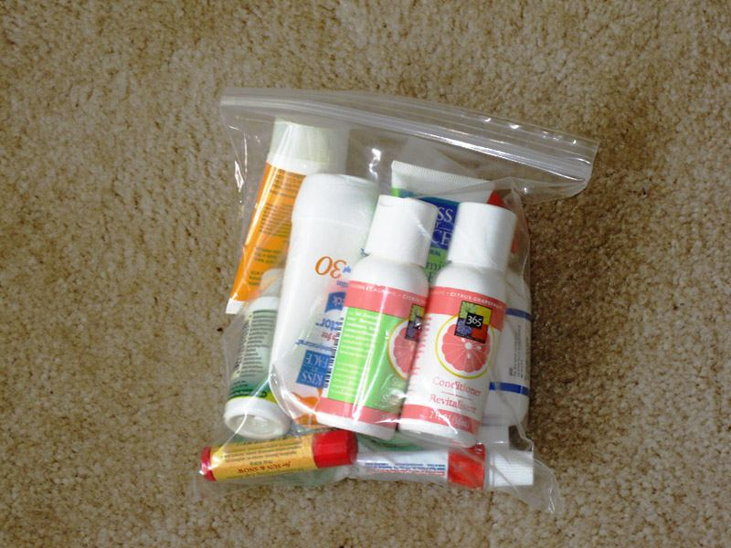 Екскурзия с ръчен багаж до 7 дни: практични съвети 3