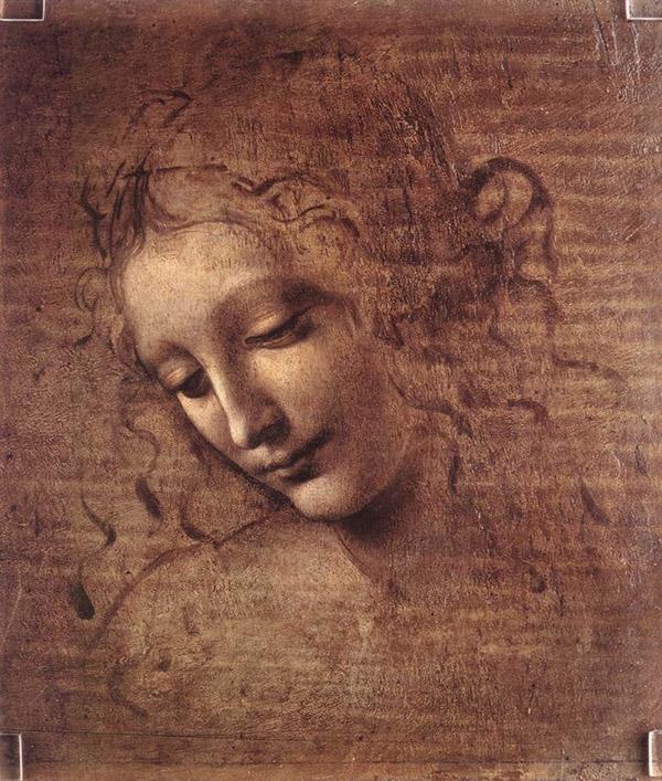 Леонардо да Винчи в Лувъра 4