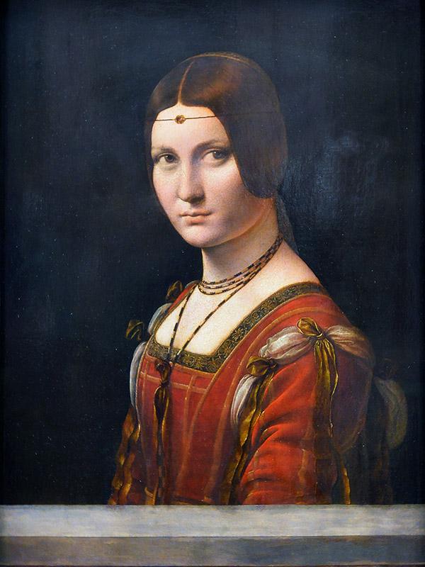 Леонардо да Винчи в Лувъра 5