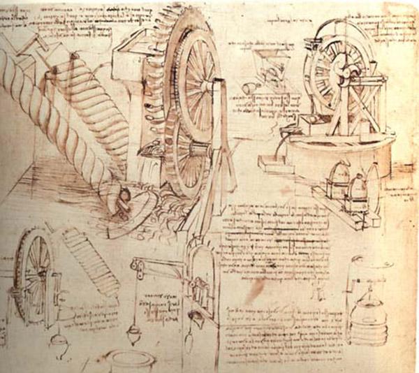 Леонардо да Винчи в Лувъра 6