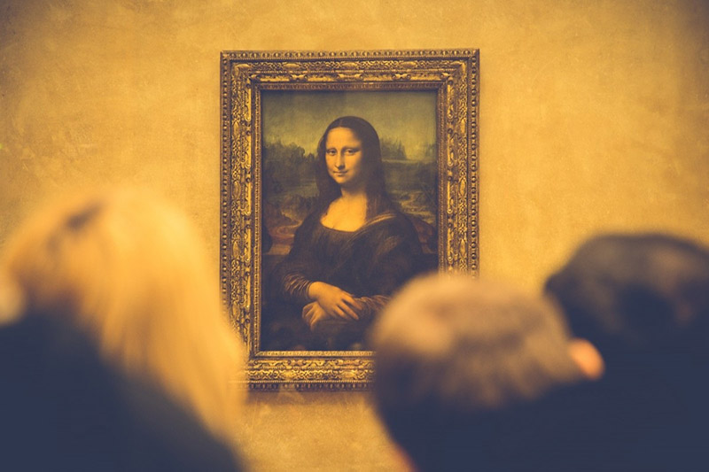 Леонардо да Винчи в Лувъра 7