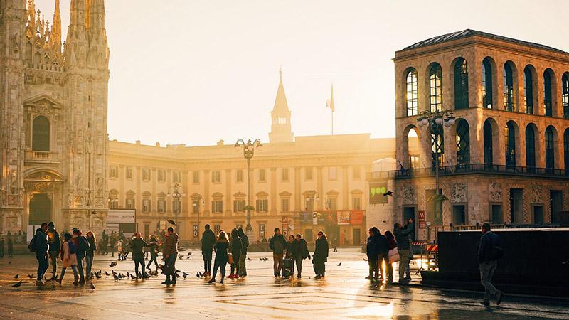 Шопинг в Милано през Януари и Февруари 4