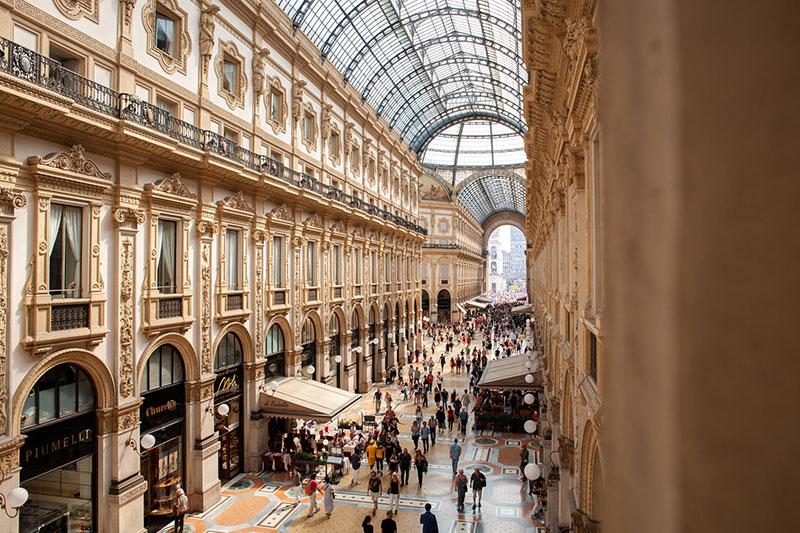 Шопинг в Милано през Януари и Февруари 5