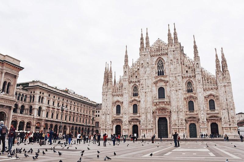 Шопинг в Милано през Януари и Февруари 6