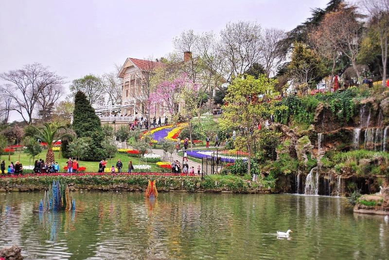 Международен фестивал на лалетата в Истанбул 3