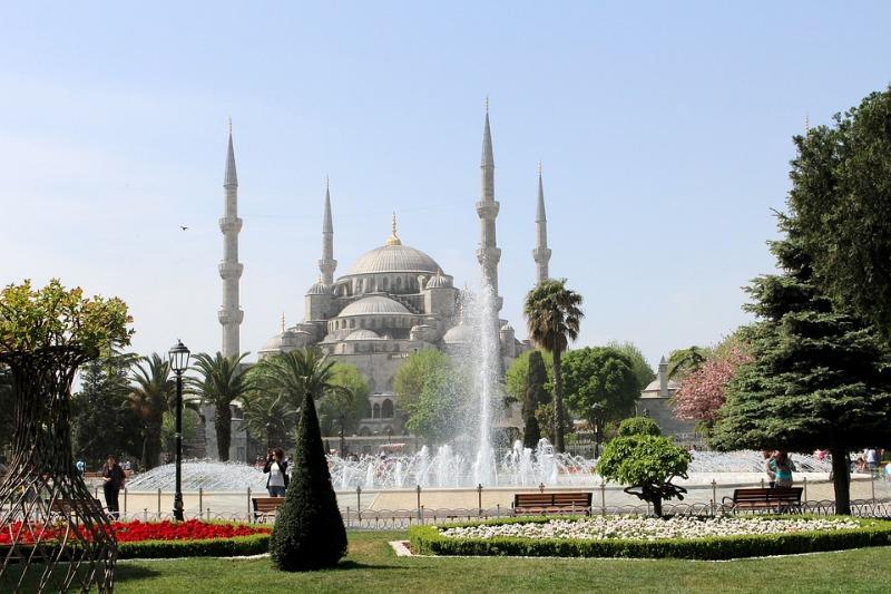 Международен фестивал на лалетата в Истанбул 4