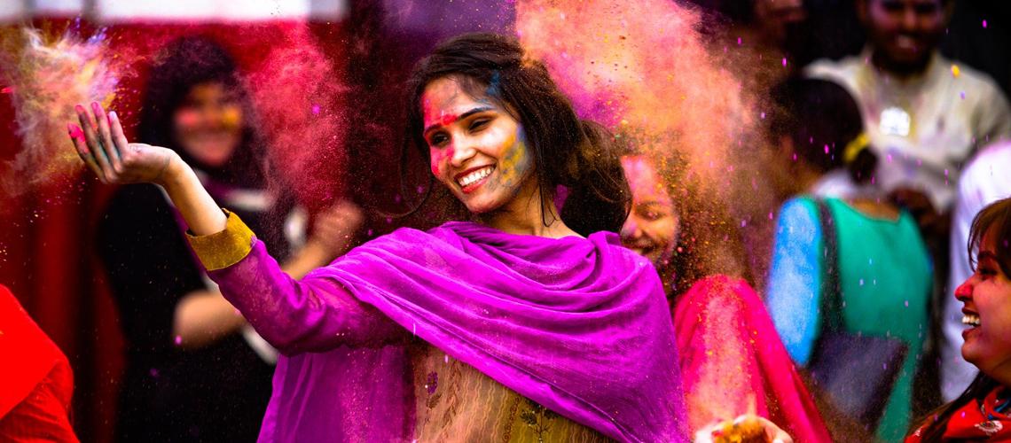 Да опознем културите: Символика на цветовете
