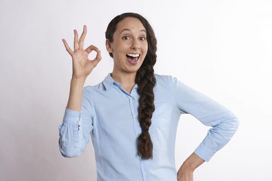 Да опознем културите: Езикът на жестовете 4