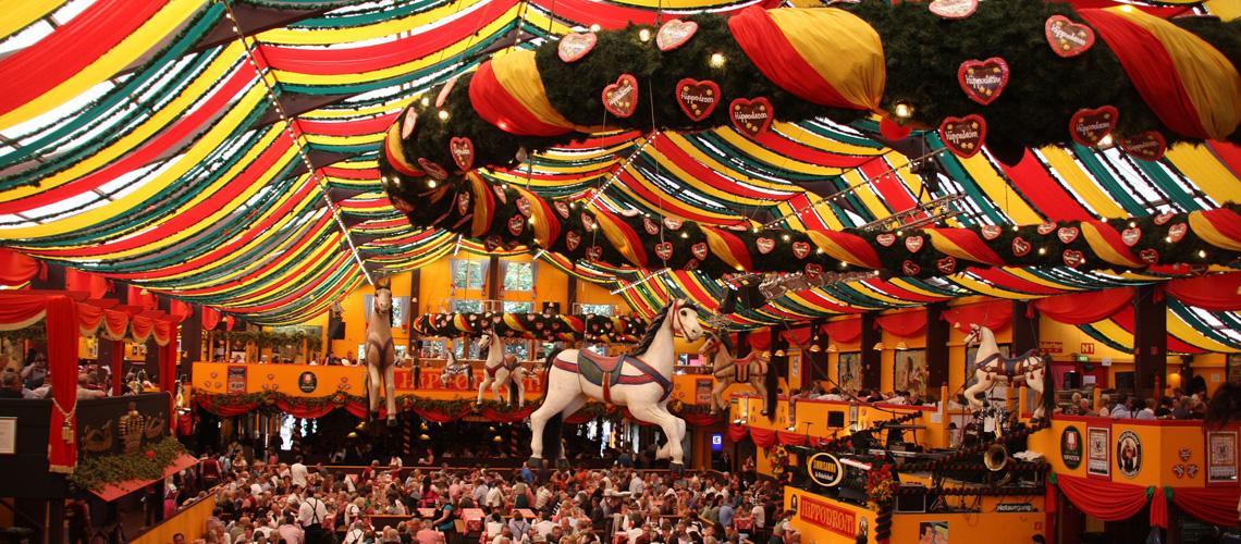 Петте най-големи бирени фестивали в Европа