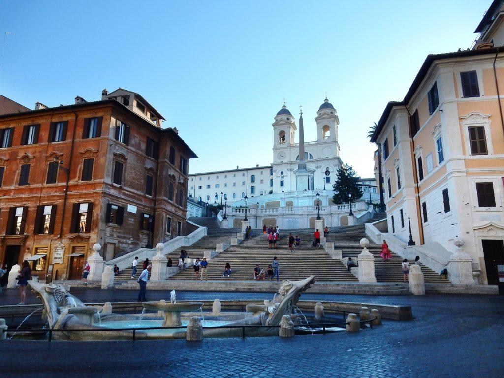 И още едно емблематично стълбище, което привлича всички туристи! 1