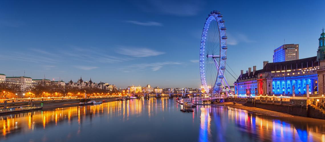 Шест причини, поради които туристите са луди по Лондон