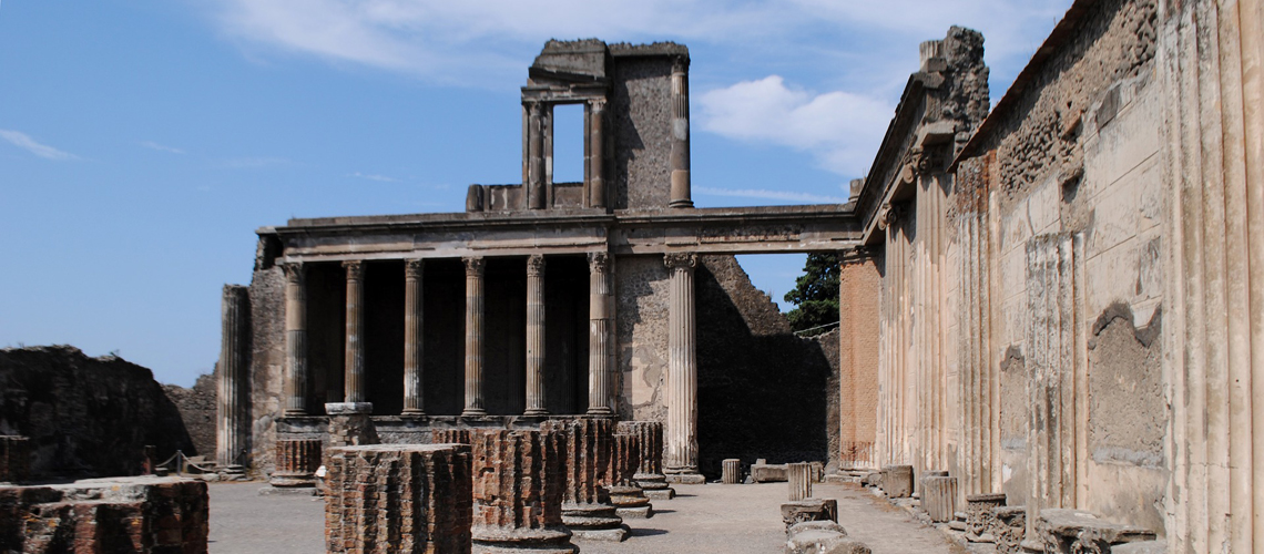 Новото археологическо откритие в Помпей (видео)