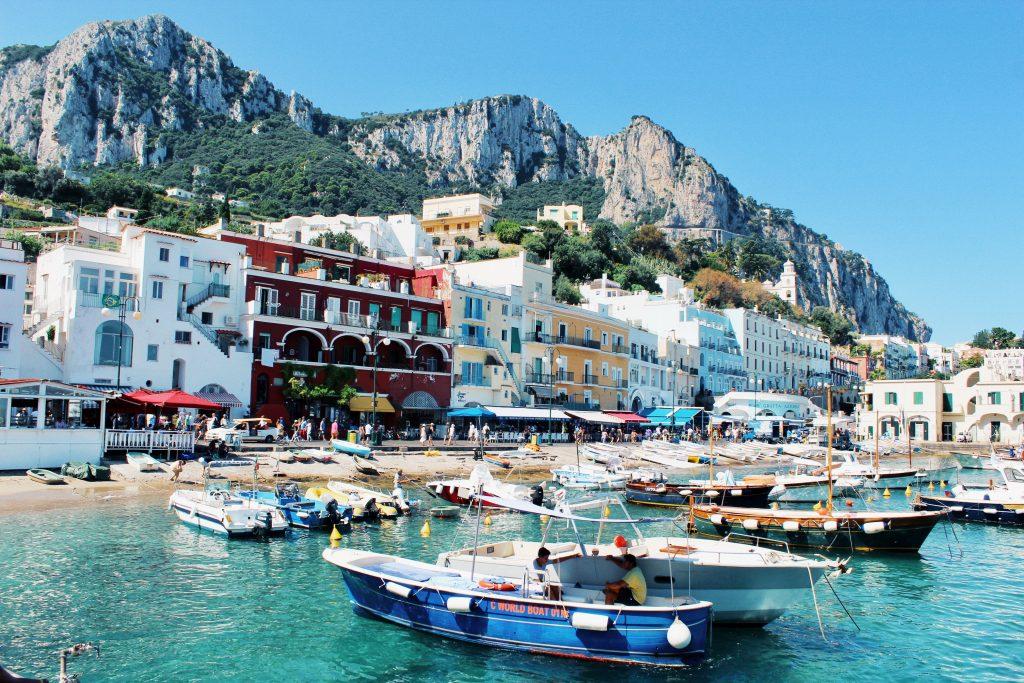 Прекрасният залив на Неапол 1