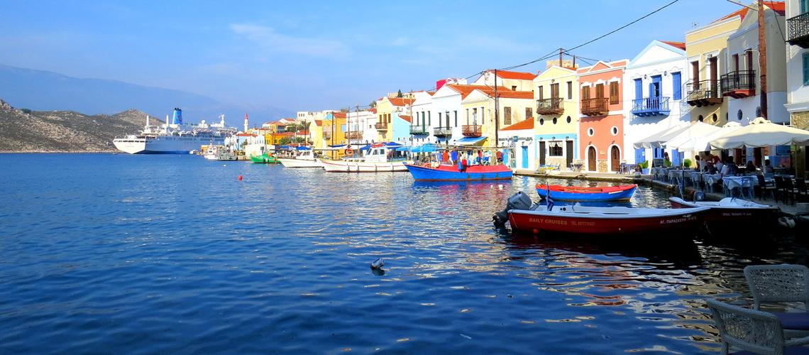 Кастелоризо – най-безопасният европейски остров за почивка