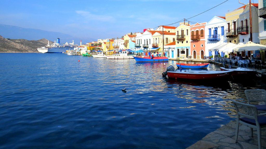 Кастелоризо - най-безопасният европейски остров за почивка 3
