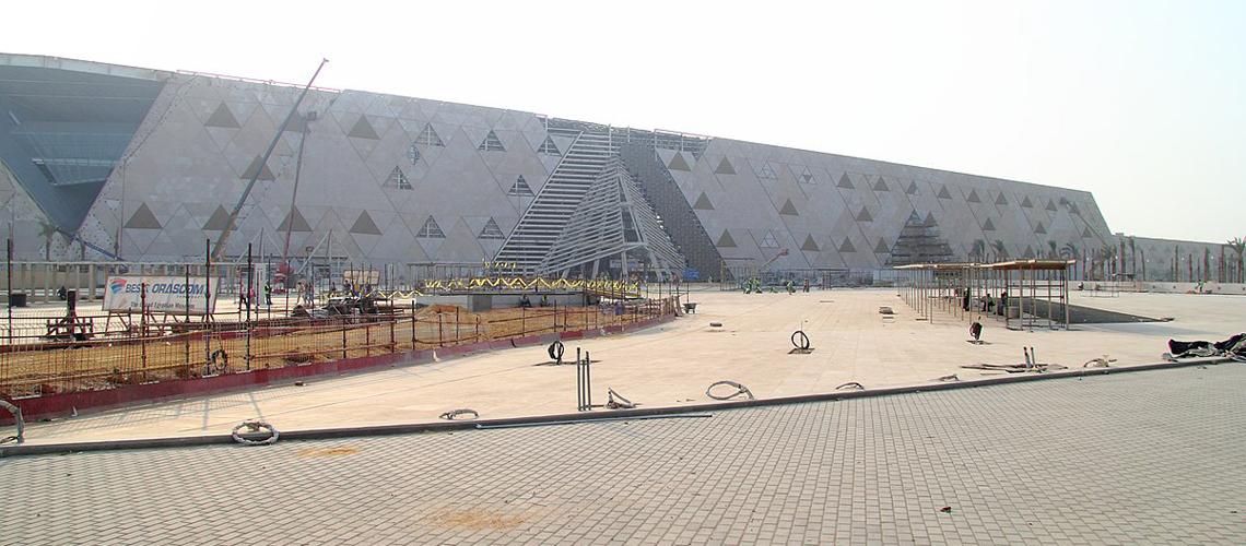 Най-големият музей в света ще бъде готов след 6 месеца (видео)