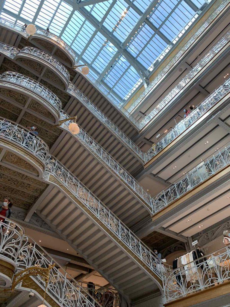 Самаритен – един от легендарните парижки магазини, отвори врати след дълга реконструкция 2