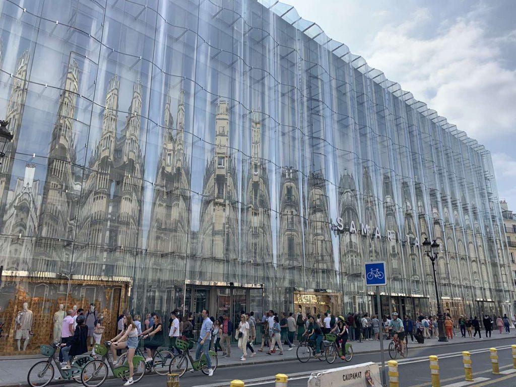 Самаритен – един от легендарните парижки магазини, отвори врати след дълга реконструкция 1