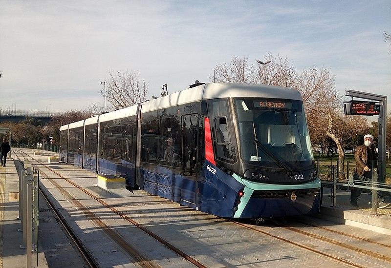 Новият трамвай на Истанбул – удобен и за туристите 2