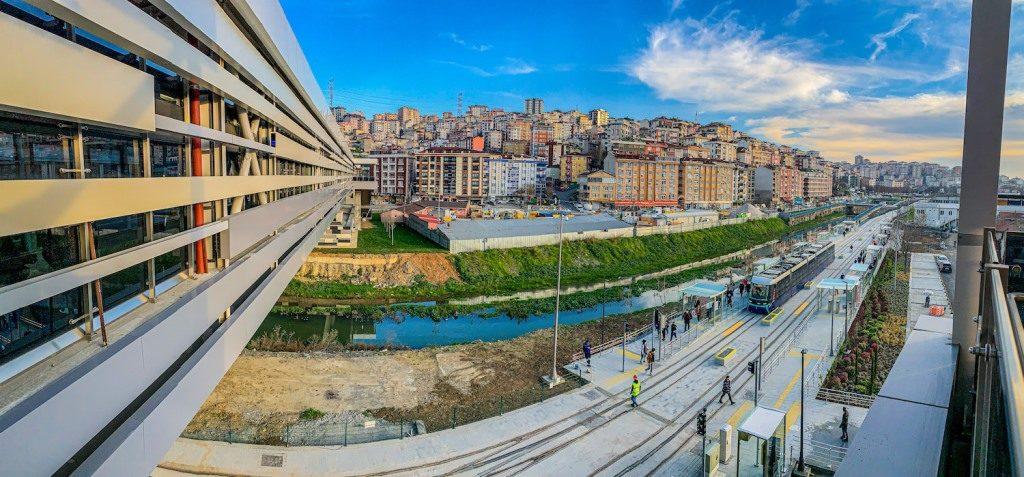 Новият трамвай на Истанбул – удобен и за туристите 3
