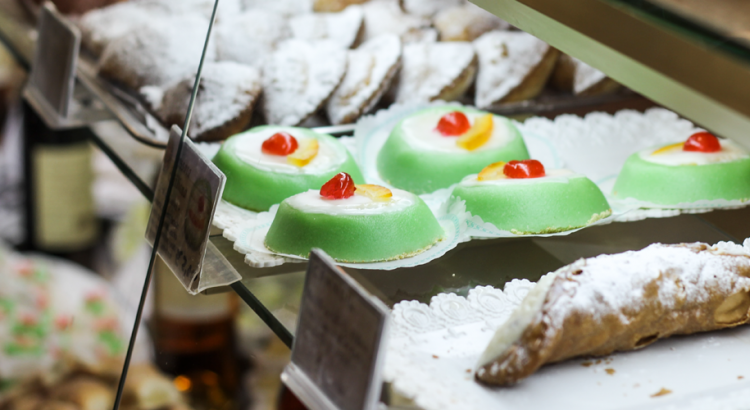 Италианските десерти – истинско изкушение