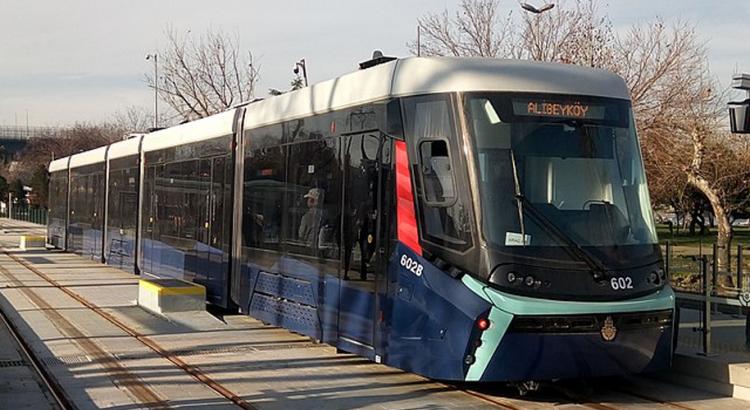 Новият трамвай на Истанбул – удобен и за туристите