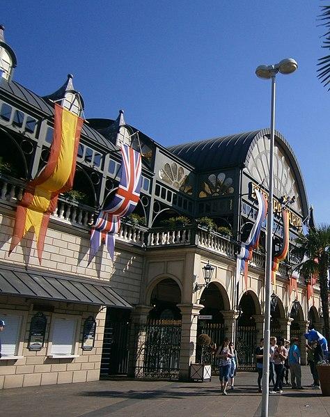 10-те най-големи детски атракциони в Европа 2