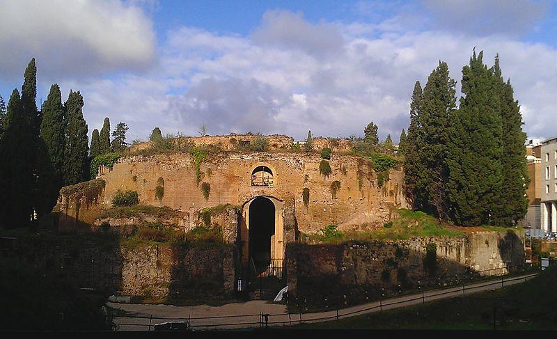 Гробницата на първия римски император отваря след 13-годишна реставрация 3