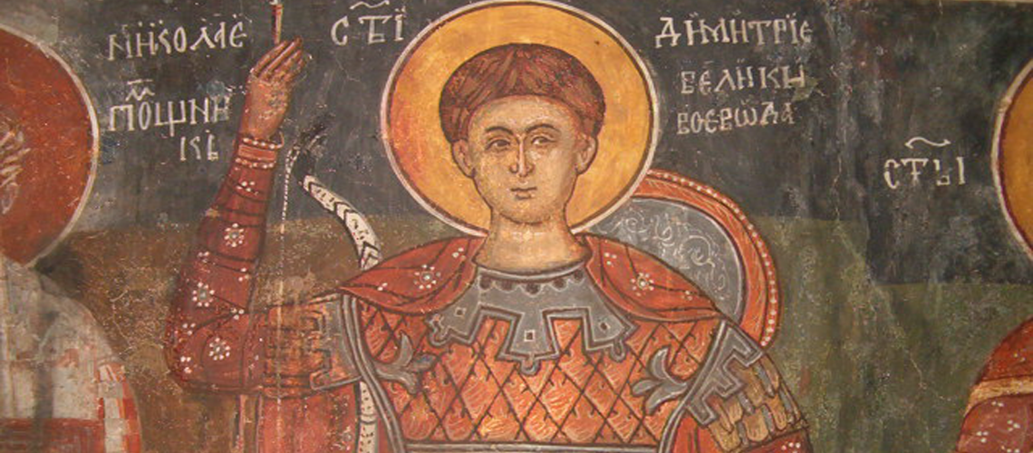 Празникът на Свети Димитър – началото на зимата